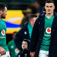 Ireland Boss Andy Farrell Explains Reasoning Behind Dropping Sexton, Healy & Earls