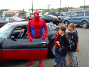 spidermancar