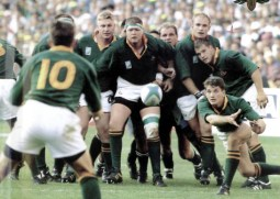 Its the 20th anniversary of the Springboks first World Cup triumph. We look at what Kitch Christies squad is up to these days