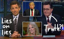seth-meyers-sephen-colbert-donald-trump-media-terrorist-lies-bowling-green__opt