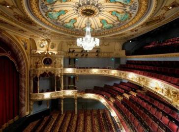 Everyman Theatre Cheltenham interior