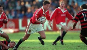 Lions Tour 1997 Will Greenwood Mandatory Credit ©INPHO/Billy Stickland