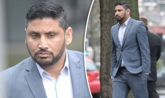 Pakistani-cricketer-hit-wife-bat-bleach-Leicestershire-cricket-club-784416