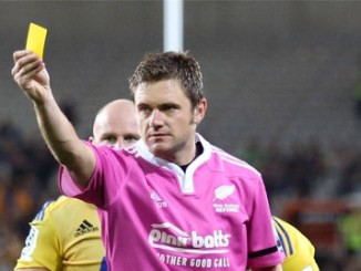 Nick Briant - Full time referee - New Zealand