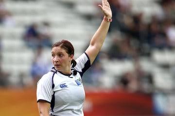 Claire Hodnett - First female Premiership TMO