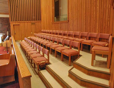 wooden church choir chairs are massage any good rugel pews