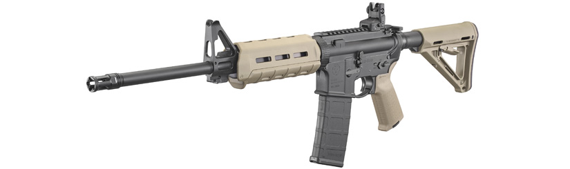 Ruger AR 556 Standard Autoloading Rifle Model 8507