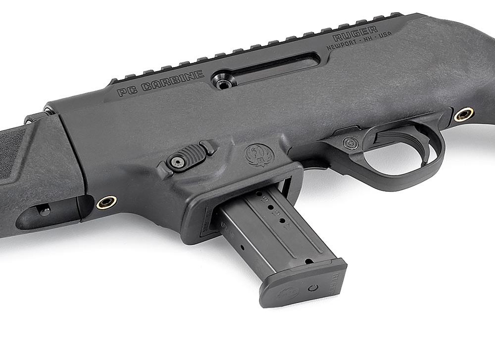 ruger pc carbine autoloading
