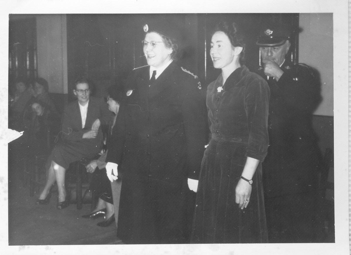 Meg 1940s