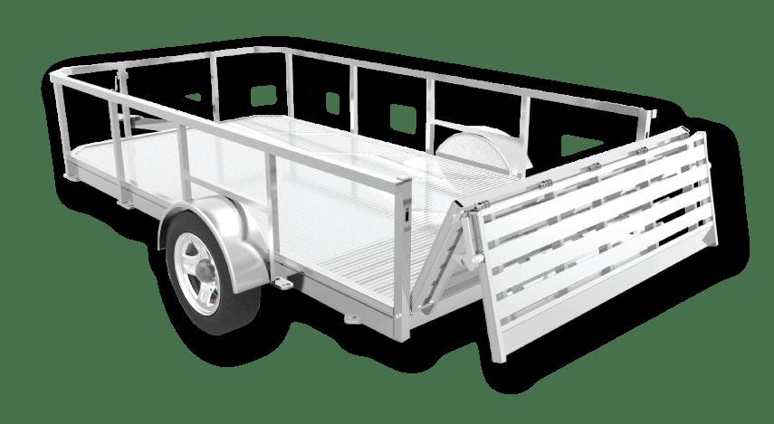 Lightweight Aluminum Trailer