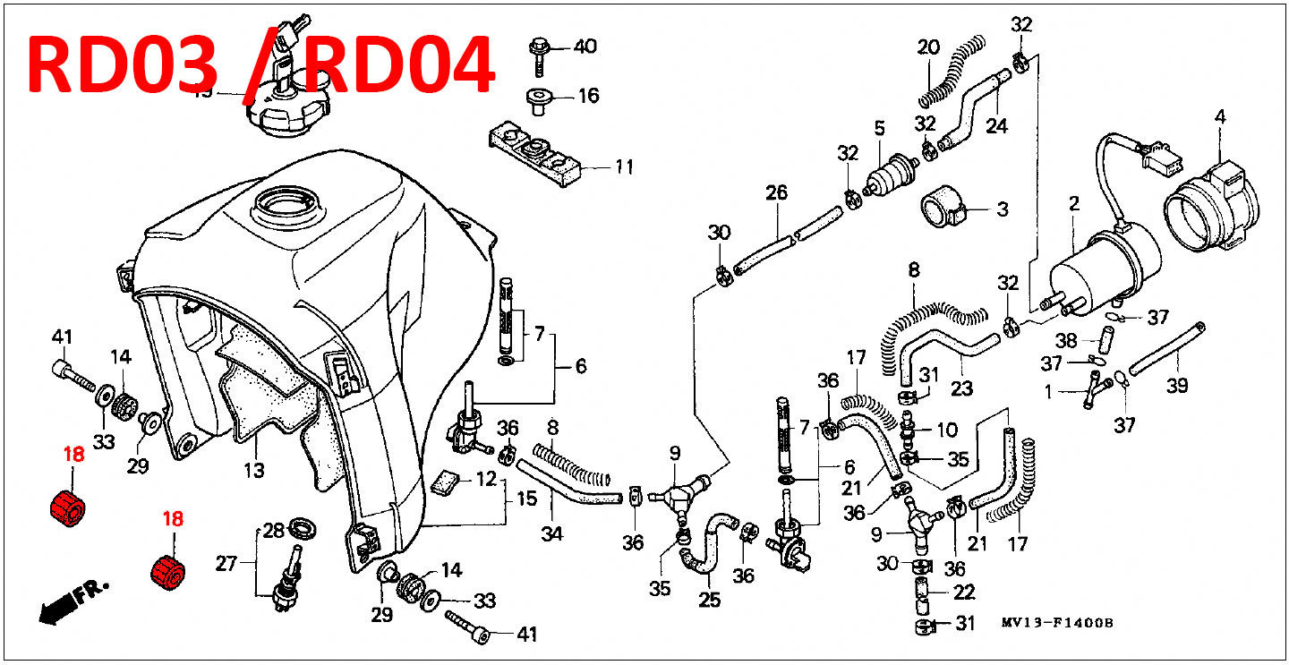Honda Vtx 1300 Engine Diagram. Honda. Auto Wiring Diagram