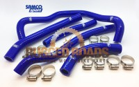 Samco Sport Silicon Hose Kit - BLUE - CRF1000 Africa Twin ...