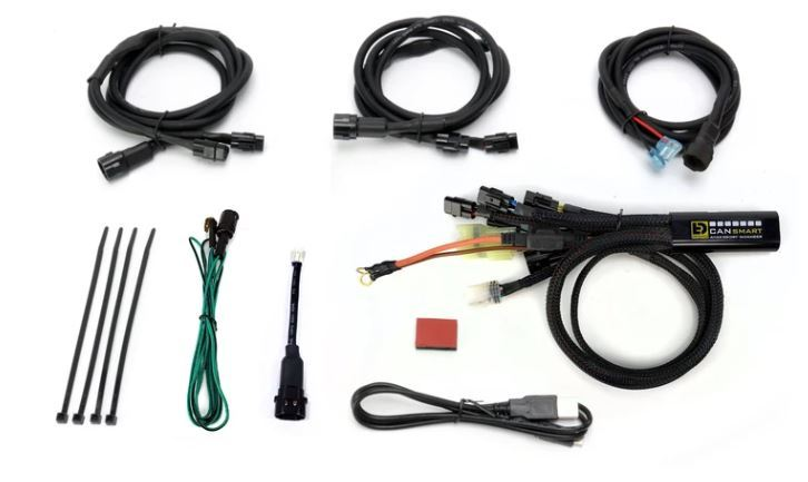 Denali 2.0 Plug-N-Play CANSmart Controller GEN II for KTM new