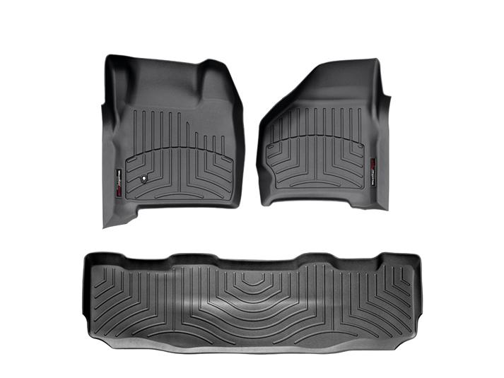 Nissan Frontier Front  Rear Floor Mats 20052015 by