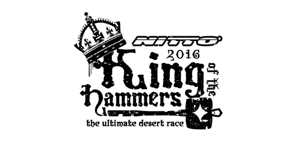 King of the Hammers 2016 Race Course GPS File for Lowrance