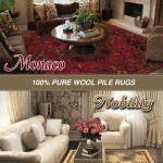 Wool Rugs by Monaco & Nobility Collection