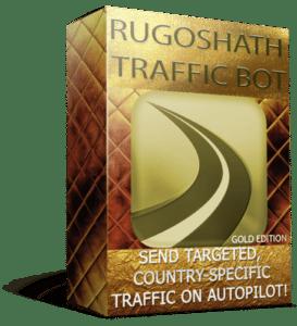 Rugoshath Traffic Bot Gold Edition