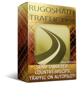 Rugoshath Traffic Bot Gold Edition