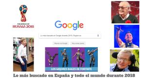 Google durante 2018