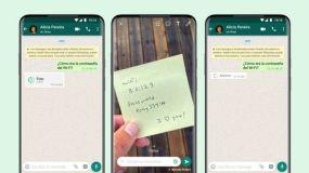 Desaparecer fotos y vídeos de Whatsapp
