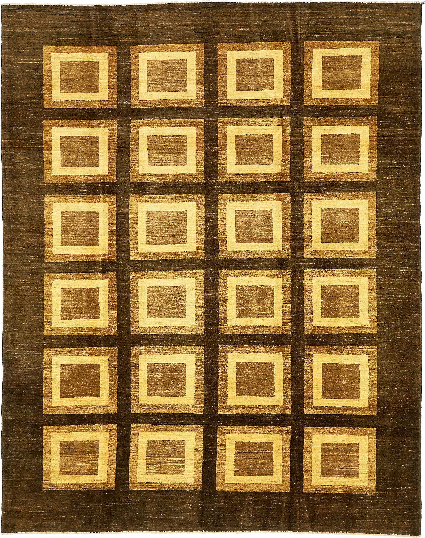 Gold 6 9 X 8 7 Modern Ziegler Oriental Rug Rugs Com