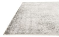Vintage Style Transitional Area Rug Modern Faded Carpet