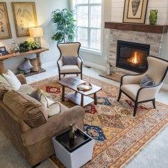 Rug For Living Room Paint Ideas Pick The Right Size Fair Trade Bunyaad Rugsfair 9x12 Chobi At Landmark Homes