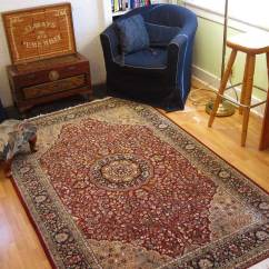 Rugs In Living Room Small Sofas Gallery Fair Trade Bunyaad Rugsfair 01