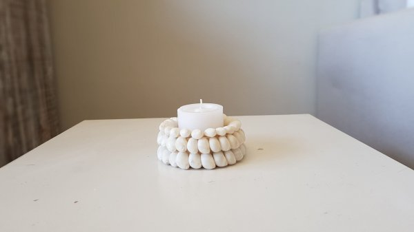 ES 11 Vacaville Candle Holder Shell