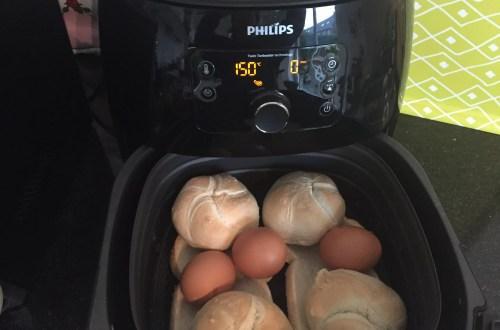ontbijt airfryer