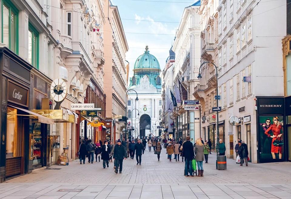Wenen Centrum