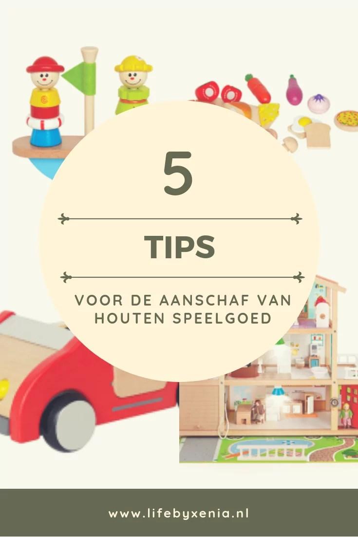 5 tips aanschaf houten speelgoed