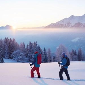 Winterwandelen Innsbruck