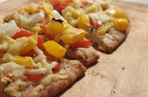 Naan- pizzapunt