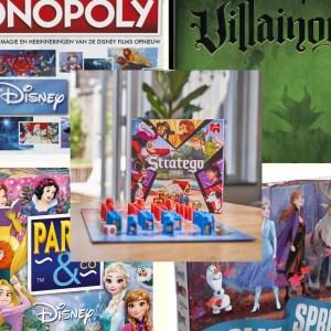 De leukste spellen Disney