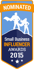 Small Business Influencer Awards 2015
