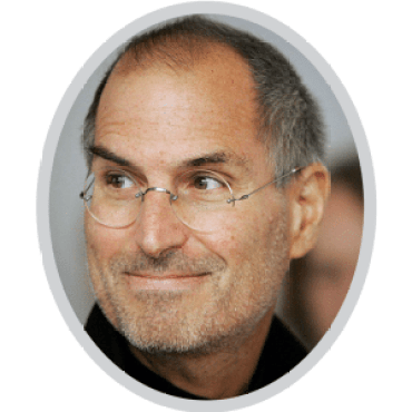 Steve Jobs. Image from: www.businessinsider.com