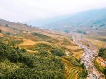Sapa, Vietnam Rice Fields