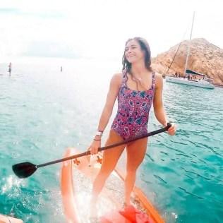 Cabo San Lucas Blog - Paddle Boarding