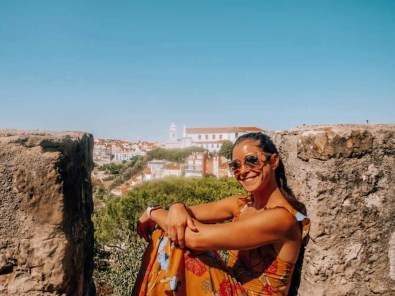 3 Day Guide to Lisbon - São Jorge Castle