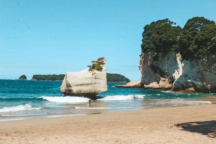 things to do in coromandel, mount maunganui new chums beach, coromandel itinerary coromandel beaches, coromandel hikes, shakespeare cliff, shakespeare cliff lookout, what to do in coromandel, cathedral cove beach, cathedral cove hike, new chums, hot water beach coromandel, mt paku, owharoa falls, karangahake gorge hike, kauri block walk, mount maunganui hike, mauao hike, mount maunganui walk, chums beach. karangahake falls, best coromandel, coromandel peninsula, coromandel peninsula activites