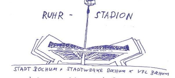 Stadion an der Castroper Straße, Bochum