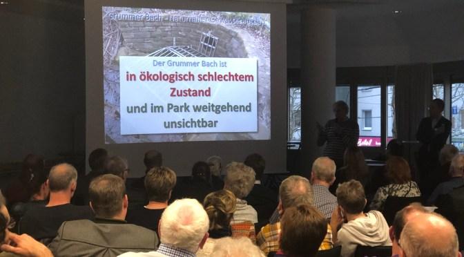 Vortragssaal im Technischen Rathaus Bochum