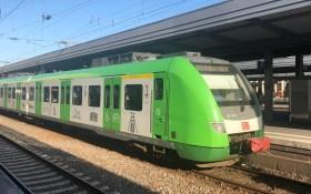 S-Bahn des VRR
