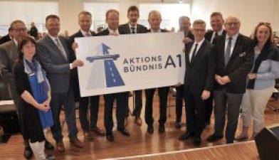 Gründungsmitglieder der Initiative (Foto: SIHK Hagen)