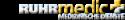 ruhrmedic logo footer