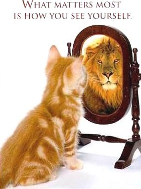 Önemli olan kendinizi nasıl gördüğünüzdür...