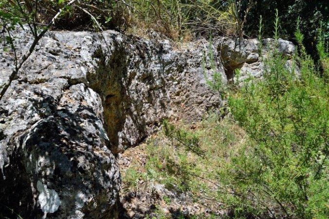 cantera piedras molino Ruidera