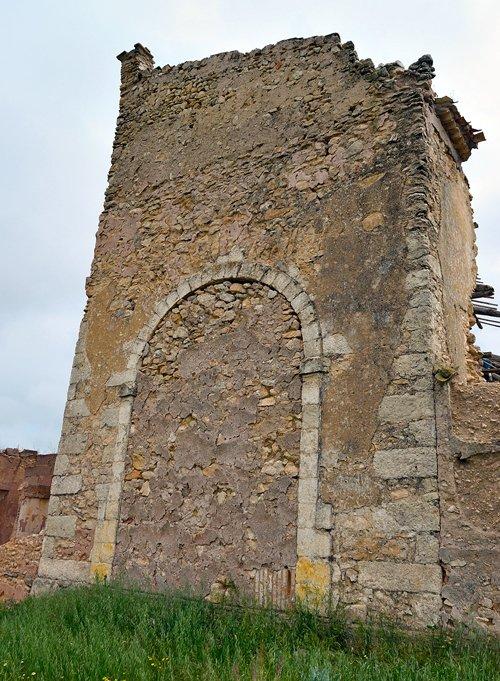 Los cuatro castillos del Alto Guadiana en 1215
