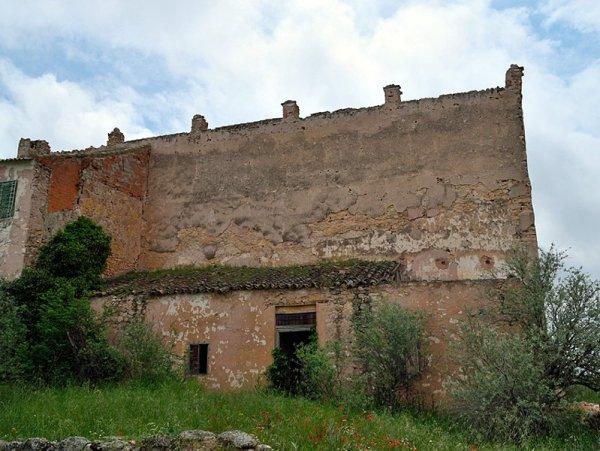 Castillo de Villacentenos